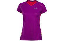 Asics Fuji  tshirt sport Femme Light Top rose